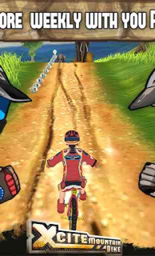 Xcite Mountain Bike Extreme 3D 4