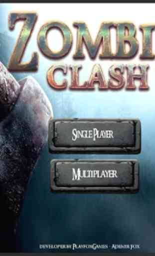 Zombie Clash Multiplayer 1