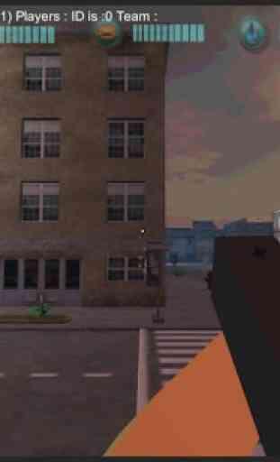 Zombie Clash Multiplayer 2