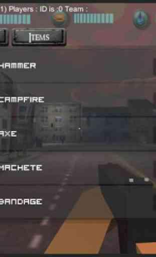 Zombie Clash Multiplayer 3