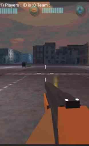 Zombie Clash Multiplayer 4