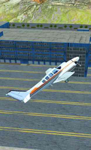 Airplane 3D Flight Simulator 3