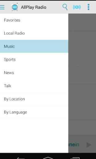 AllPlay Radio 1