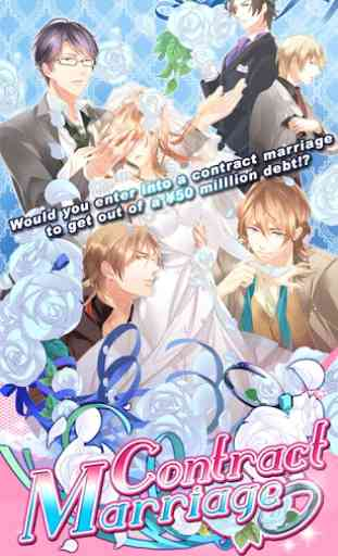 Contract Marriage【Dating sim】 3