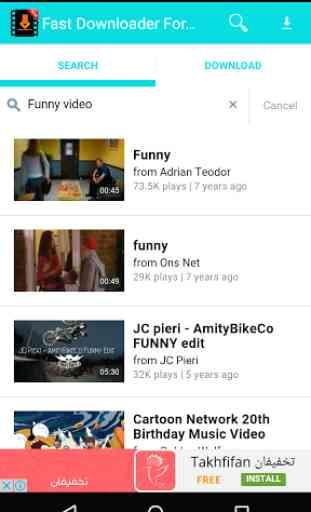 Fast Downloader For Videos 3