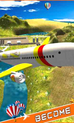 Flight Plane Simulator 1
