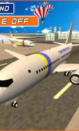 Flight Plane Simulator 2