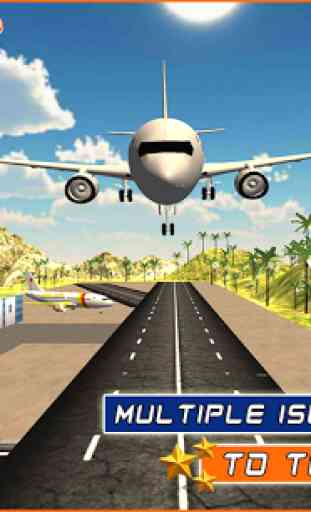 Flight Plane Simulator 3