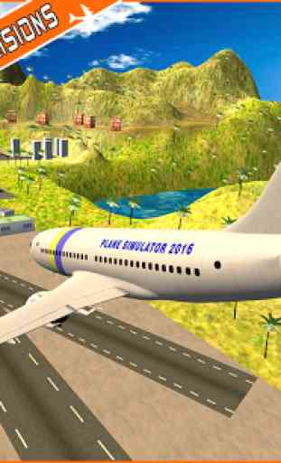 Flight Plane Simulator 4