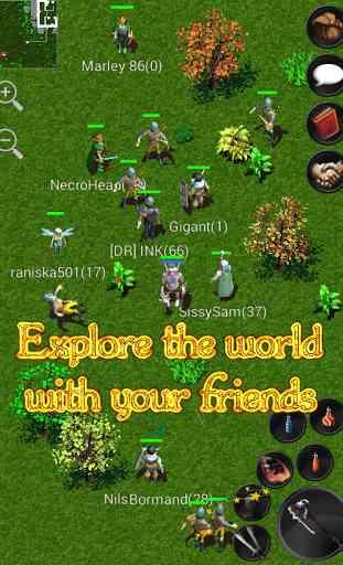 Forgotten Tales MMORPG Online 1