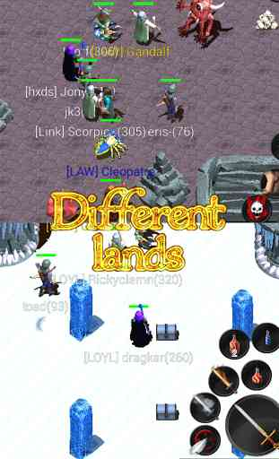 Forgotten Tales MMORPG Online 3