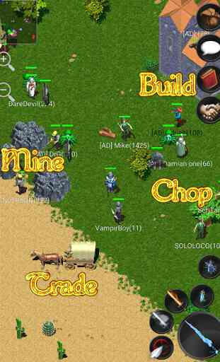 Forgotten Tales MMORPG Online 4