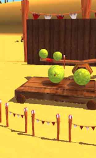 Fruit Archery Tournament 2