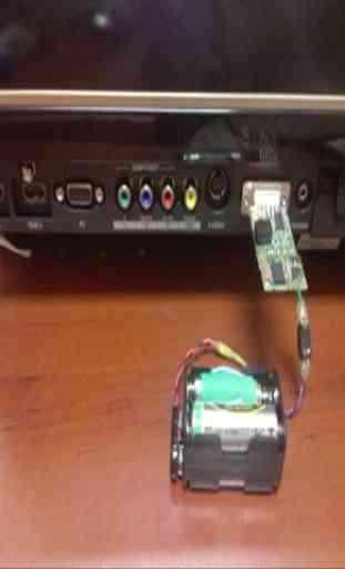 JVC Projector Remote Control 2
