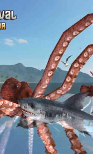 Octopus Survival Simulator 2
