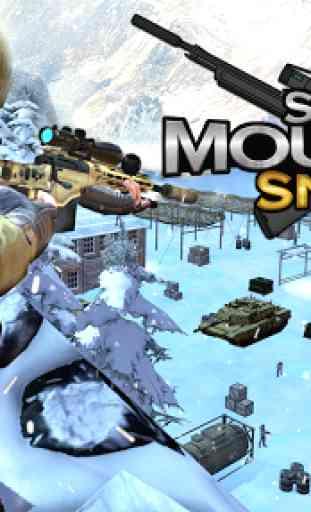 Snow Mountain Sniper 1