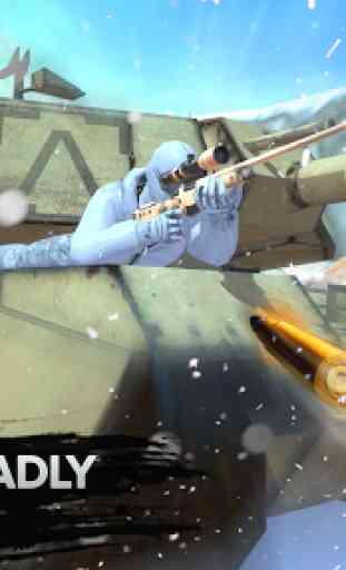 Snow Mountain Sniper 3