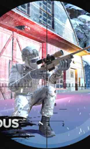 Snow Mountain Sniper 4