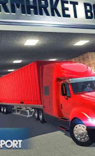 Supermarket Transporter Truck 2