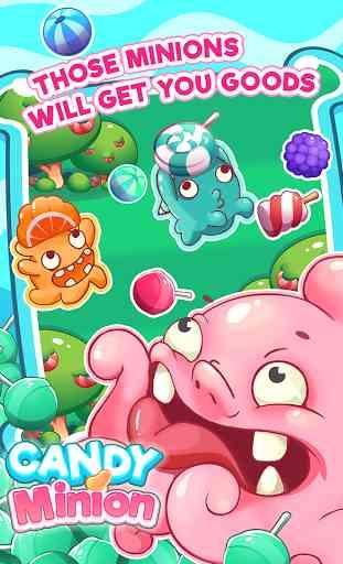 Candy Minion - Idle Clicker 1