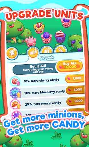 Candy Minion - Idle Clicker 2