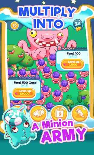 Candy Minion - Idle Clicker 3