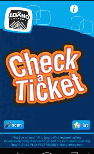 Check-a-Ticket 1