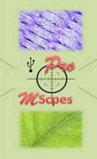 MScopesPro for USB Camera 1