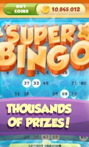 Our Bingo - Video Bingo 1