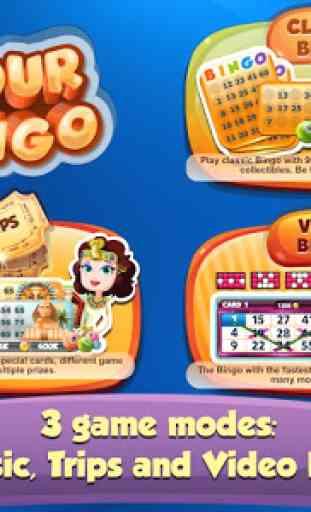 Our Bingo - Video Bingo 3