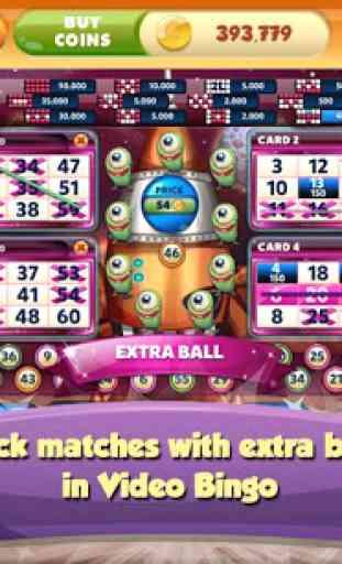 Our Bingo - Video Bingo 4