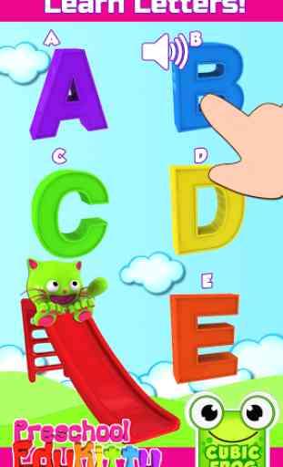 Preschool EduKitty Toddlers! 4