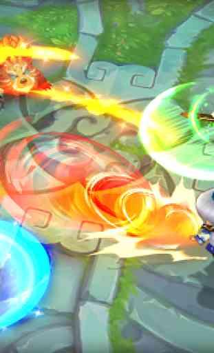 Tome of the Sun - Fantasy MMO 1