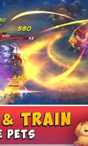 Tome of the Sun - Fantasy MMO 4