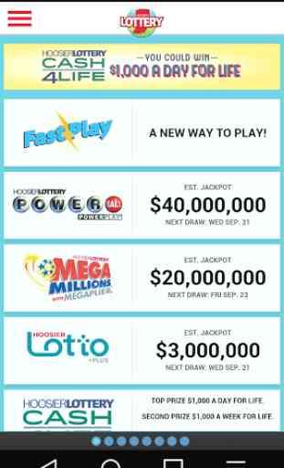 Hoosier Lottery 2