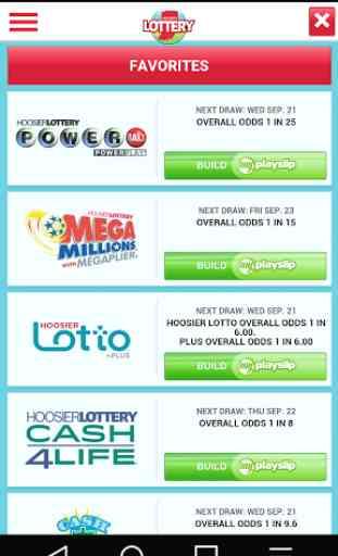 Hoosier Lottery 3