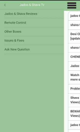 KnowledgeZone. Jadoo Tv Review 2