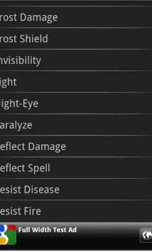 Oblivion Alchemy Ingredients 4