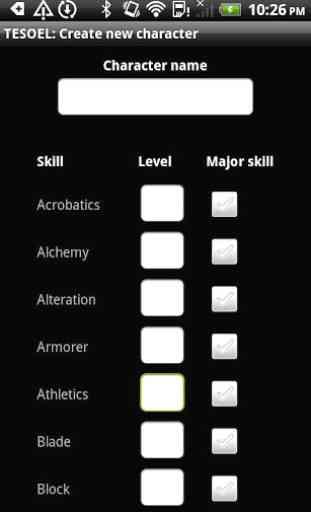 Oblivion Efficient Leveling 2