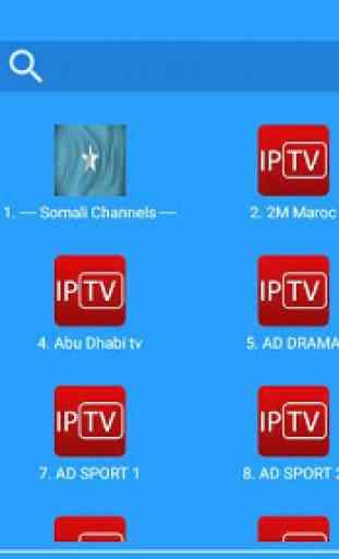 Top IPTV player 4