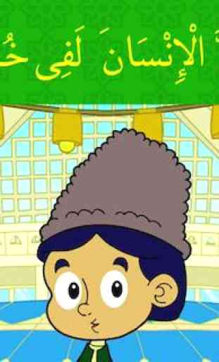 Let's Learn Quran with Zaky 2