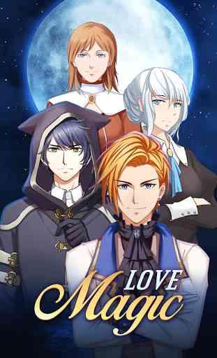 Love Magic - Otome Dating Sim 1