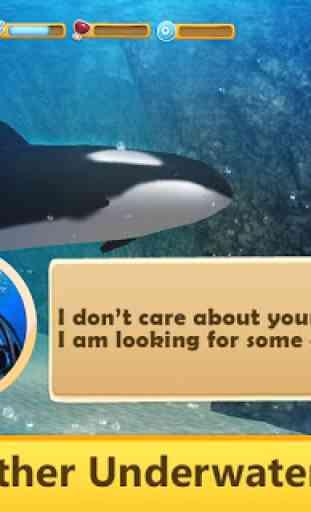 Orca Simulator: Animal Quest 4