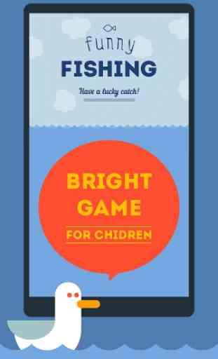 Sea fishing for kids 1