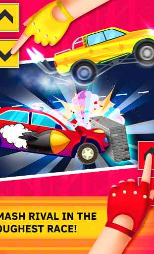 2 Player Car Race Games free 1
