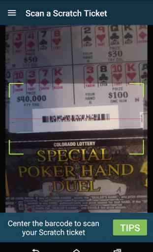 Colorado Lottery 1