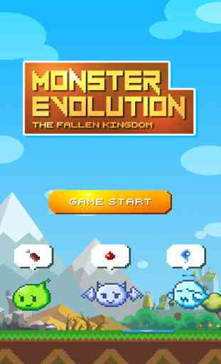 Monster Evolution 1
