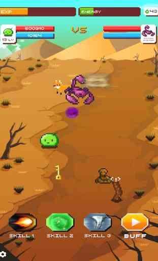Monster Evolution 3