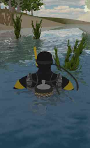 Sea Diver Simulator 3D 1