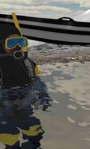 Sea Diver Simulator 3D 2